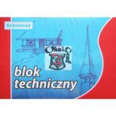 BLOK TECHNICZNY A3/10K
