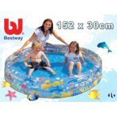 BASEN DMUCHANY 152X30 BESTWAY 51004 promocja
