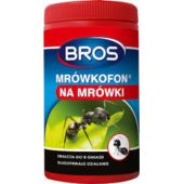 BROS MRÓWKOFON ŚRODEK NA MRÓWKI 120G promocja