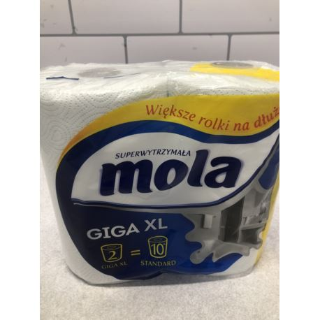 MOLA RĘCZNIK GIGA XL A'2 wyprzedaż