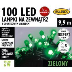 LAMPKI LED 100L ZEWN.DOD.GNIAZ.ZIELONY